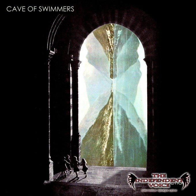 Cave of Swimmers Reflection