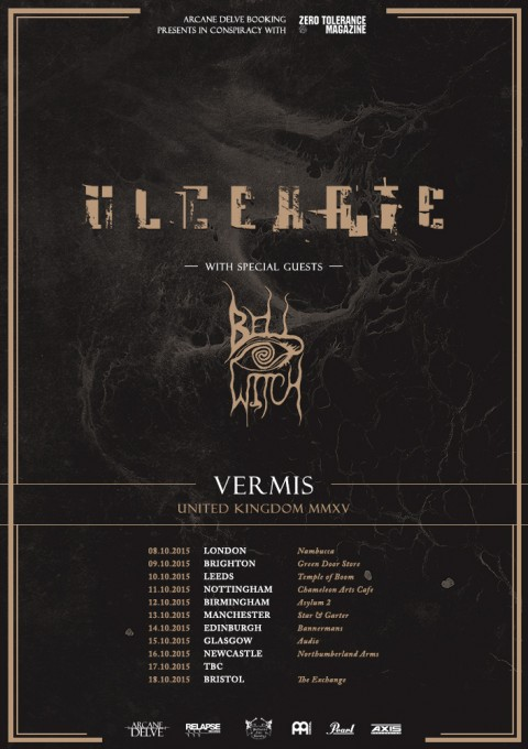 ulcerate tour dates