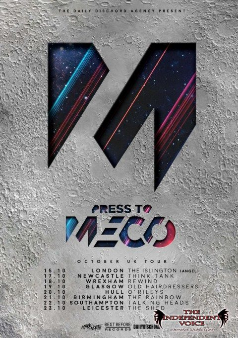 Press to MECO Flyer