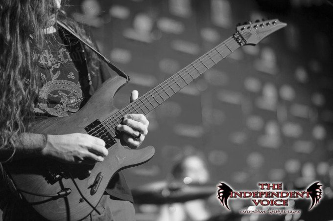 And one last one of Paul's shredding!
