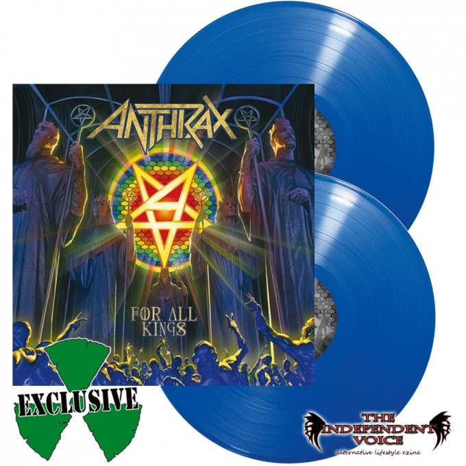 """Anthrax - """"For All Kings"""""""