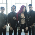 """NEW YEARS DAY RELEASE AMERICAN PSYCHO INSPIRED VIDEO FOR """"SHUT UP"""""""