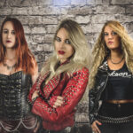 BURNING WITCHES   announce new studio album Dance With The Devil