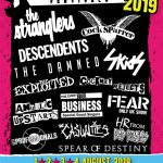 1234! Rebellion Festival 2019 is coming August 1st - 4th at the Winter Gardens, Blackpool