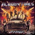 BLOODY TIMES Release 'Fort Sumter' Lyric Video, New Album Featuring Ex-Manowar, Iced Earth Members