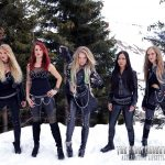 BURNING WITCHES REVEAL COVER, TRACKLIST AND RELEASE DATE FOR NEW ALBUM 'THE WITCH OF THE NORTH'
