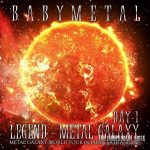 BABYMETAL Release Two New Live Albums