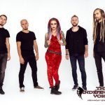 INFECTED RAIN premiere blistering new track
