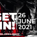 Slimelight to Return with Pre-Club Gig on Sat 26th June