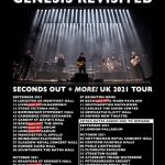 Steve Hackett Adds Additional Show to Date for UK Tour 2021