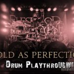 """FLESHGOD APOCALYPSE RELEASE DRUM PLAYTHROUGH VIDEO FOR """"COLD AS PERFECTION"""""""