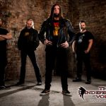 """BONDED launch second single and video for """"Suit Murderer"""" off upcoming debut album """"Rest In Violence""""!"""