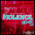 """ASKING ALEXANDRIA release """"The Violence"""" Sikdope Remix"""