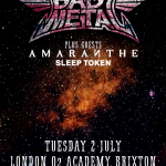 """BABYMETAL announce new single """"Elevator Girl"""" for May release ahead of UK return in July"""