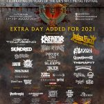 BLOODSTOCK weekend tickets sell out; more details revealed