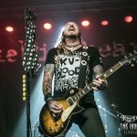 The Wildhearts + Those Damn Crows + The Middlenight Men @ Electric Ballroom, London